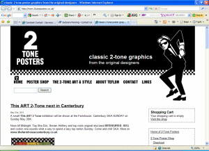 2 Tone Posters